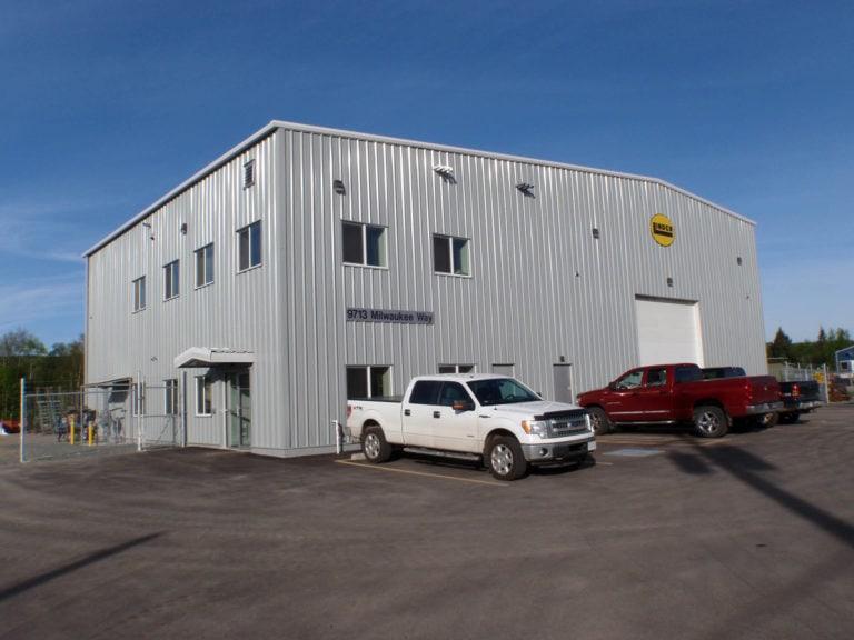 Linden Fabricating Ltd Building